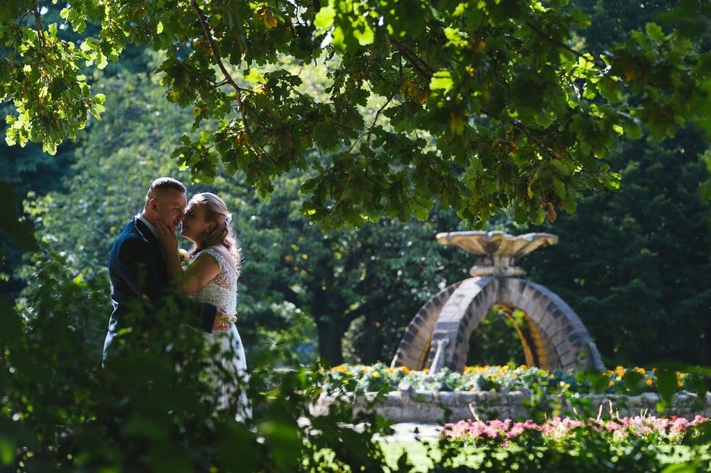 Fotografia ślubna w Anglii