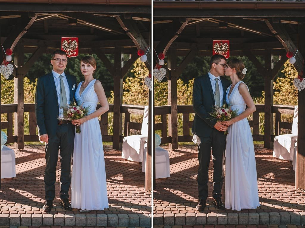 Chojnice ślub w plenerze