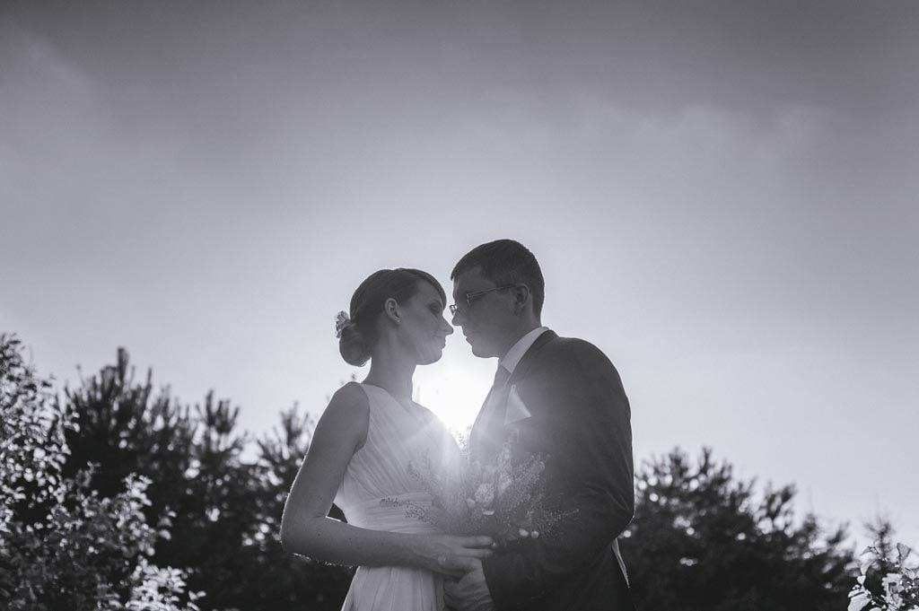 Fotograf ślubny Chojnice Para Młoda