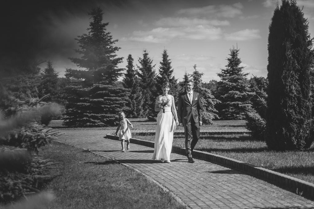 Hotel Diadem w Jerzmionkach fotografia ślubna