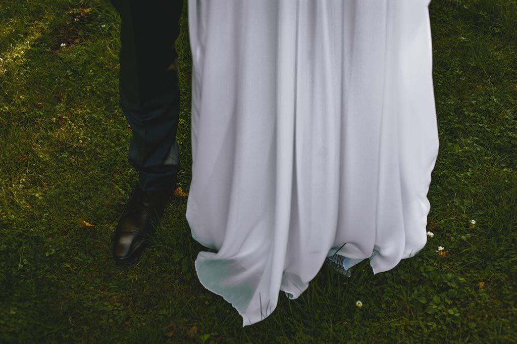 Detale ślubne Para Młoda