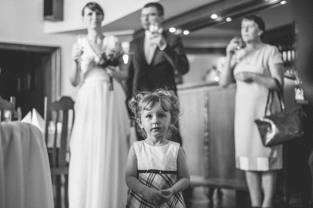 Toast ślubny w hotelu Diadem w Jerzmionkach