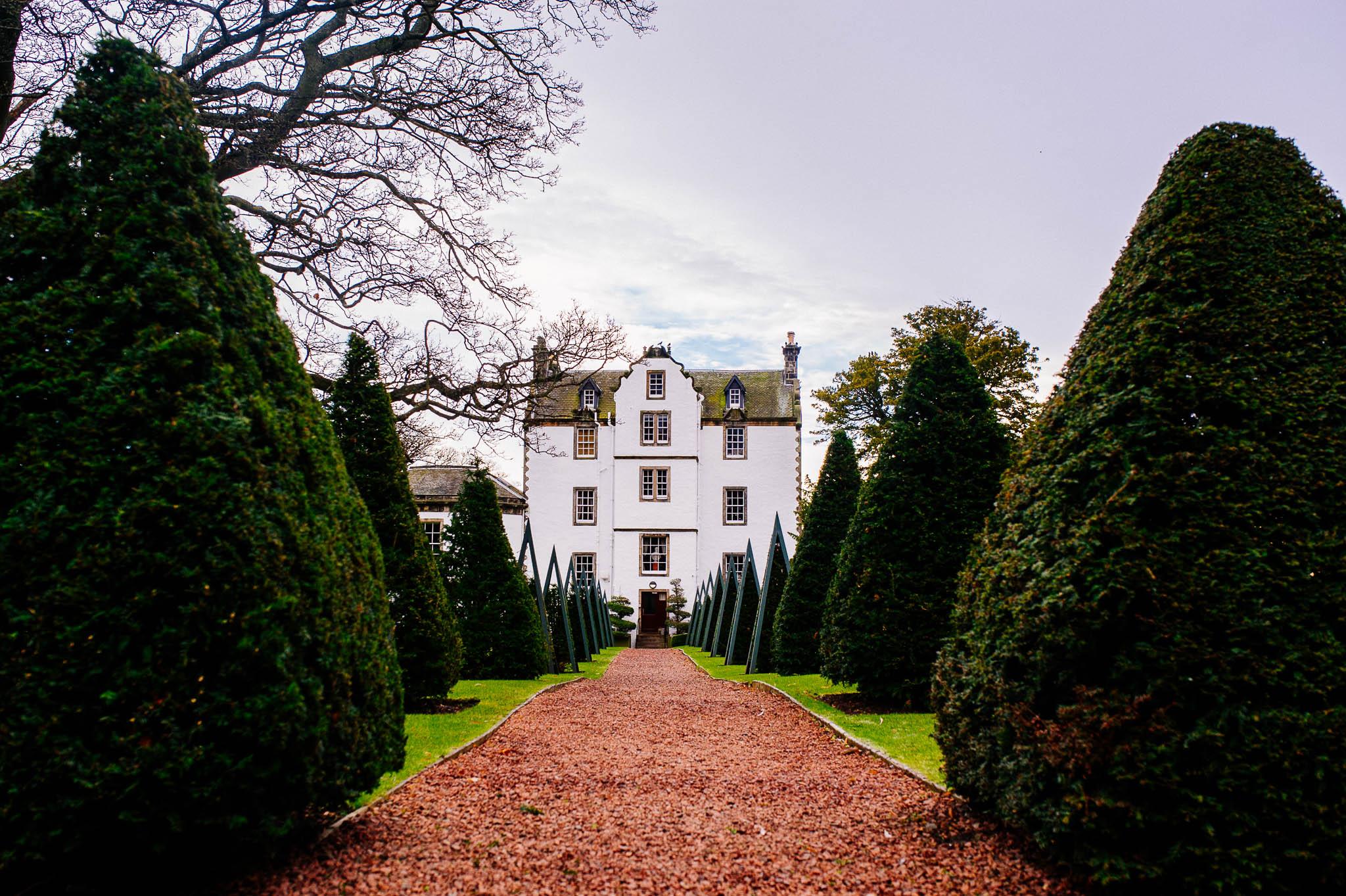 Hotel w Szkocji - Prestonfield House