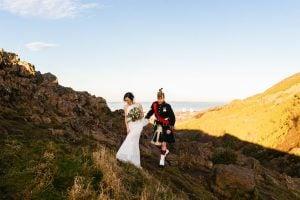 Plener ślubny w Szkocji