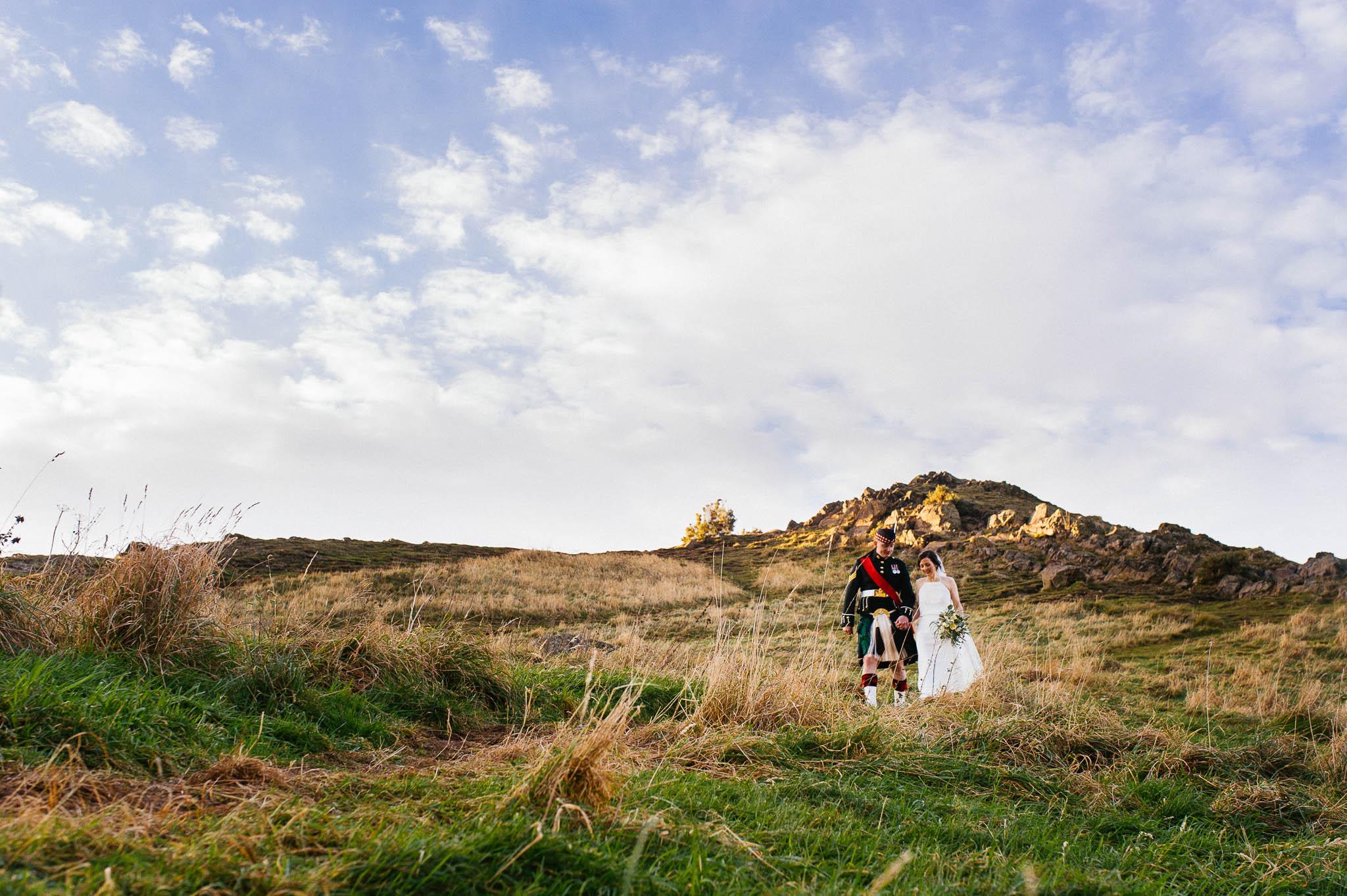 Fotograf ślubny Szkocja