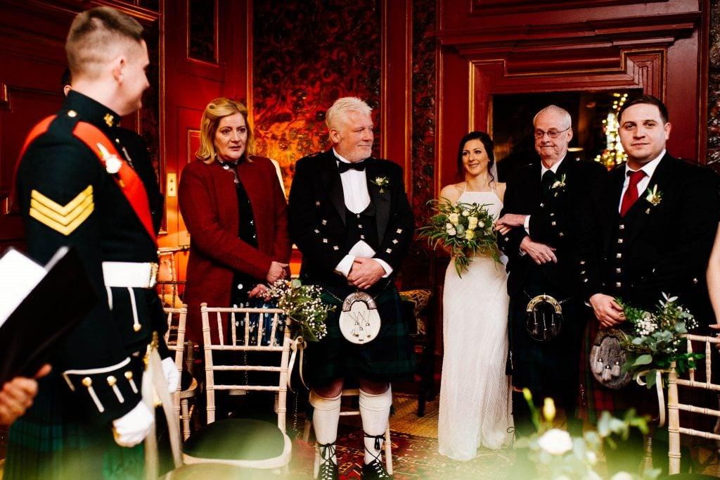 Szkocki ślub