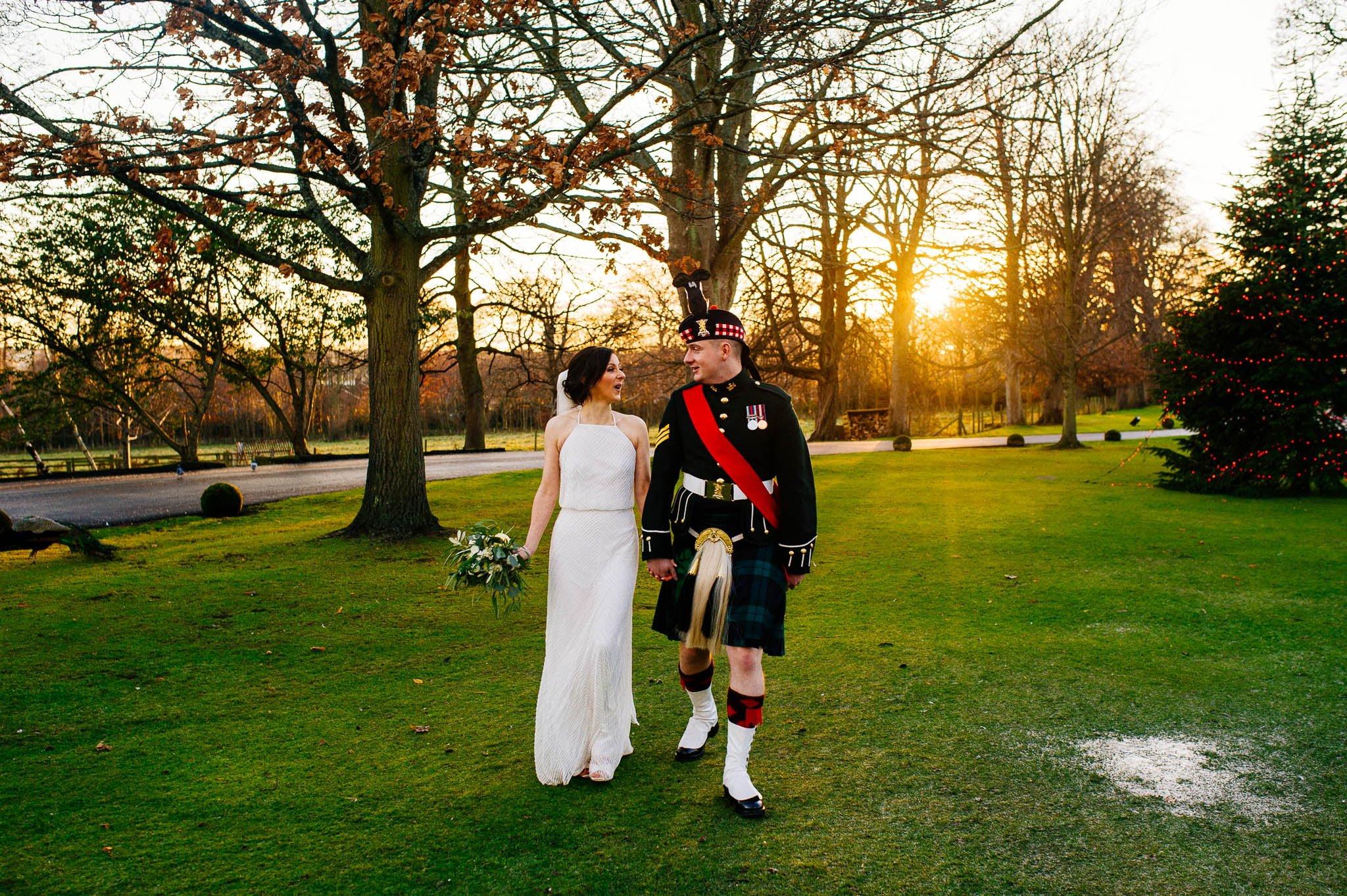Zdjęcia ślubne w Szkocji