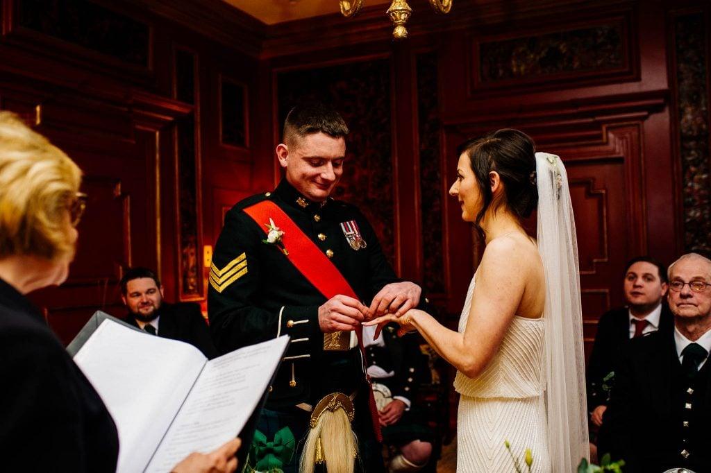 Ślub w Szkocji