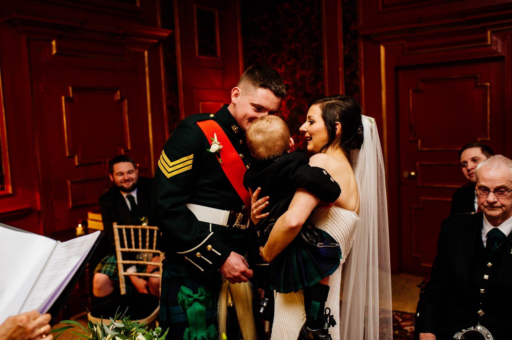 Szkockie wesele