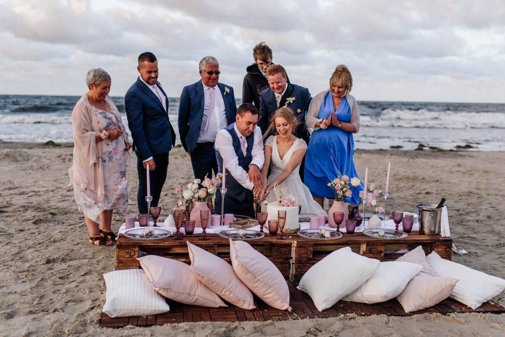 Ślub i wesele nad morzem w Gdańsku