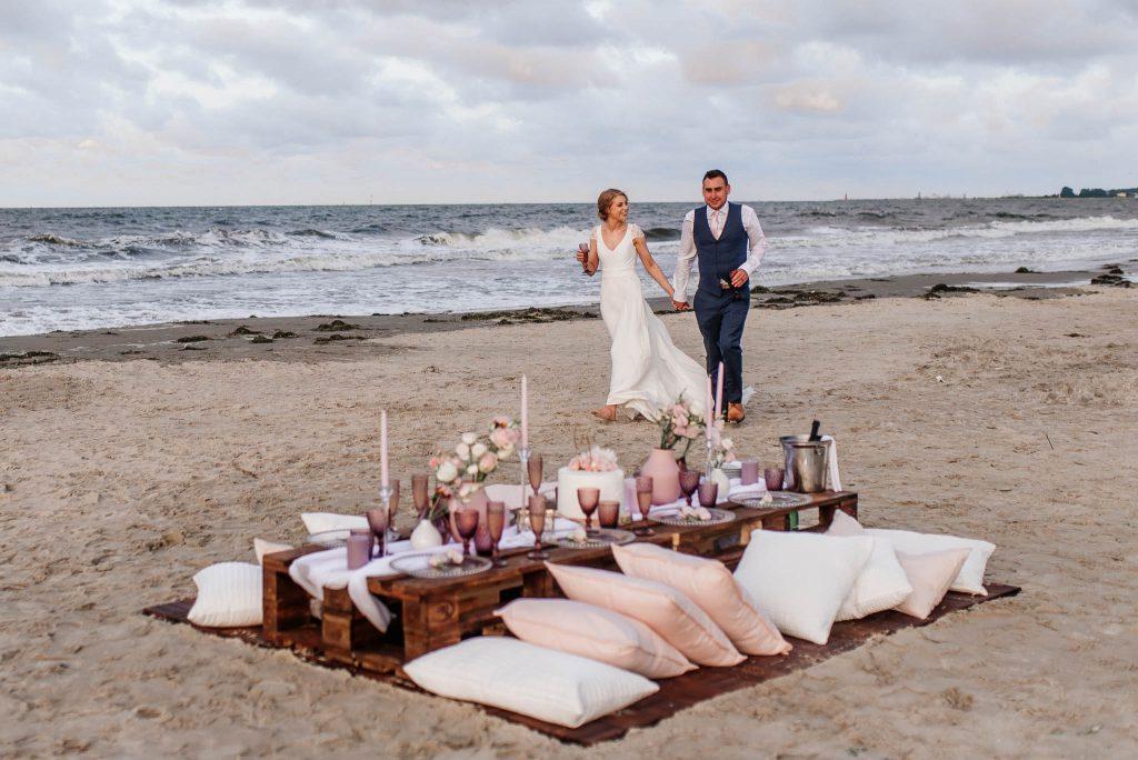 Ślub nad polskim morzem
