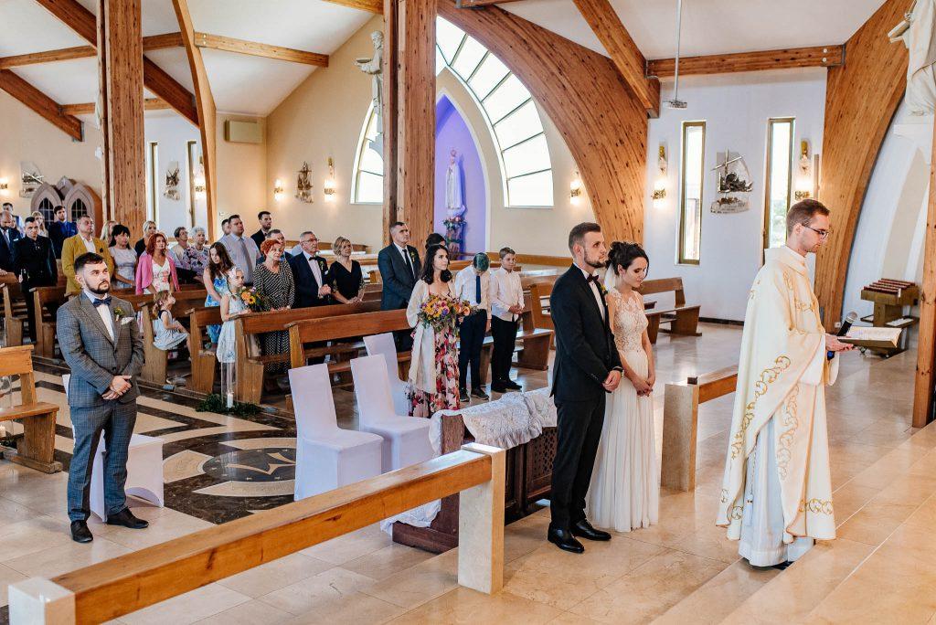 Ślub kościelny w Gdańsku