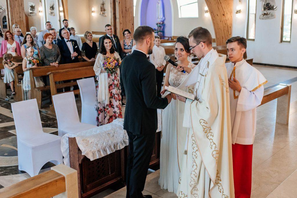 Kościelny ślub w Gdańsku