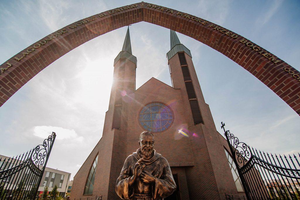 Parafia sw Ojca Pio Gdańsk