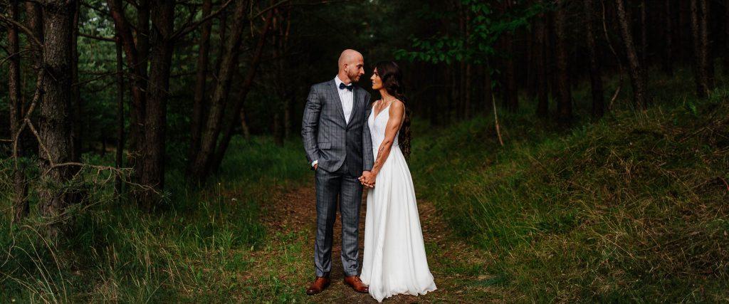 Ślubna sesja plenerowa w Gdańsku