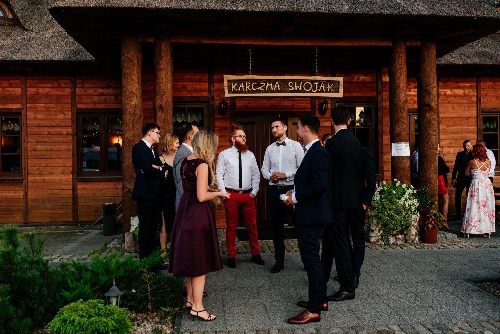 Karczma Swojak goście weselni