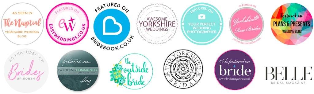 Fotograf ślubny publikowany na blogach ślubnych