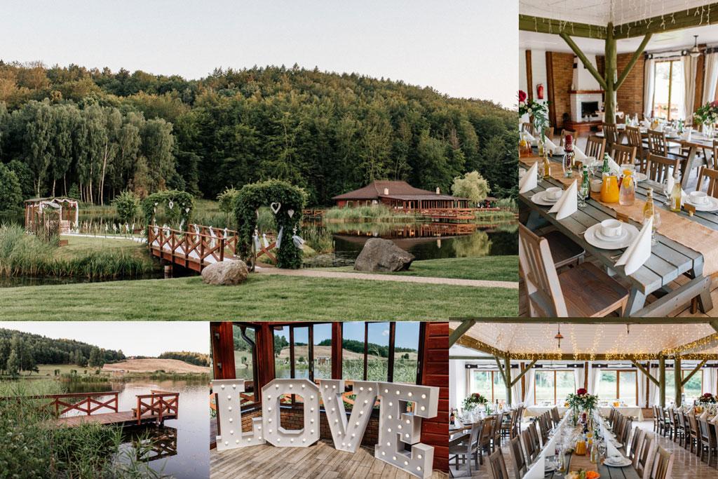 Sala weselna Wodny Świat w Ostrzycach
